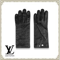 【LOUIS VUITTON】MONOGRAM SHADOW CLASSIC GLOVES
