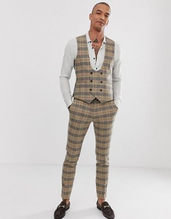 Twisted Tailor スーツ ◆TwistedTailor◆スーパースキニースーツ3点セット◆(12)