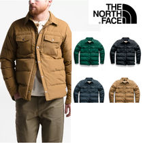 【THE NORTH FACE】 DOWN SIERRA SNAP JACKET ダウンジャケット