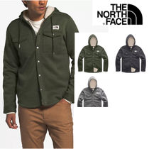 【THE NORTH FACE】SHERPA PATROL SNAP-UP HOODIE フーディ