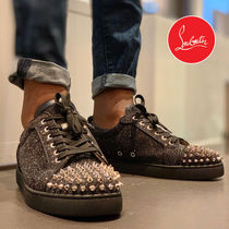 2020SS 新作 christian louboutin Louis Junior Spikes Orlato