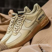 国内正規品☆送料込☆NIKE AIR FORCE 1 LOW GORE-TEX TEAM GOLD