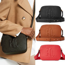 【セール!】Ralph Lauren * Leather Hayes Crossbody