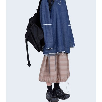 Raucohouse バックパック・リュック [送料込] Raucohouse◆ROPE BUCKET BACKPACK_韓国発(4)