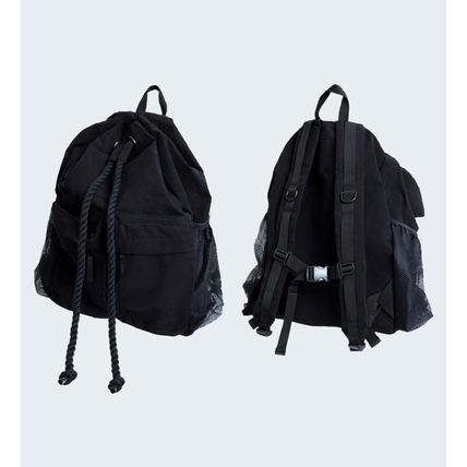 Raucohouse バックパック・リュック [送料込] Raucohouse◆ROPE BUCKET BACKPACK_韓国発(6)