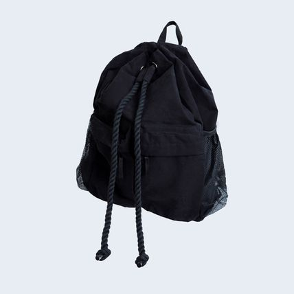 Raucohouse バックパック・リュック [送料込] Raucohouse◆ROPE BUCKET BACKPACK_韓国発(7)