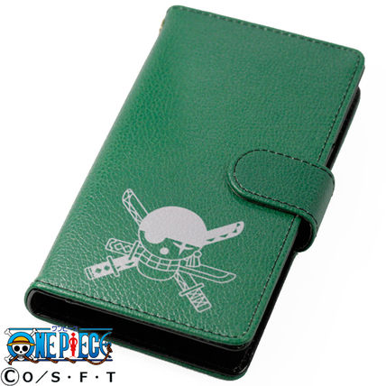 ONEPIECE PCケース・バッグ ワンピース スマホ手帳型フリーケース OP-SPC-Z ロロノア ゾロ ONE PIECE 新品
