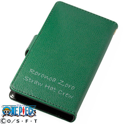 ONEPIECE PCケース・バッグ ワンピース スマホ手帳型フリーケース OP-SPC-Z ロロノア ゾロ ONE PIECE 新品(2)