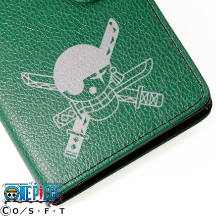 ONEPIECE PCケース・バッグ ワンピース スマホ手帳型フリーケース OP-SPC-Z ロロノア ゾロ ONE PIECE 新品(4)