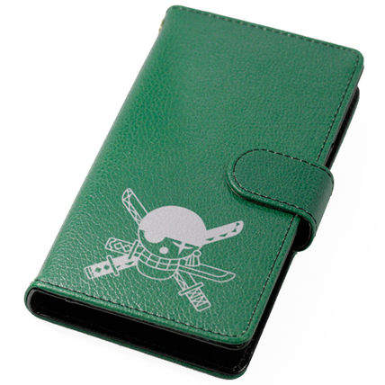 ONEPIECE PCケース・バッグ ワンピース スマホ手帳型フリーケース OP-SPC-Z ロロノア ゾロ ONE PIECE 新品(8)