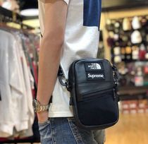 【追跡有り】Supreme The North Face Leather Shoulder Bag