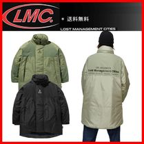 ★人気★【LMC ]★LMC GLOBE MONSTER THINSULATE PARKA★2色★