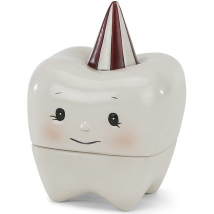 Konges Slojd キッズ・ベビー・マタニティその他 Konges Sloejd♪  Tooth Box Off White ☆