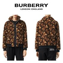 Burberry Lambeth Monogram Fleece Jacket バーバリー フリース