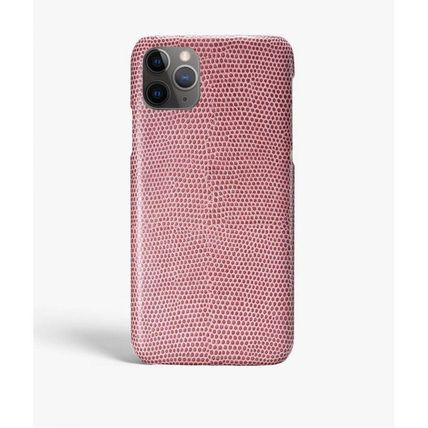 THE CASE FACTORY スマホケース・テックアクセサリー 【関税送料込】THE CASE FACTORY リザード柄 iPhone 11 Proケー(6)