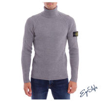 ROLLNECK KNIT IN FULL RIBBED