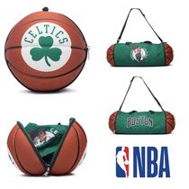 【NBA】日本未入荷★Boston Celtics Basketball Duffel Bag