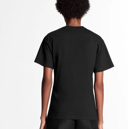 Louis Vuitton Tシャツ・カットソー 【ルイヴィトン】LOUIS VUITTONプリントTシャツ(5)