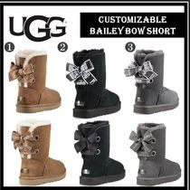 関税補償【UGG】☆CUSTOMIZABLE BAILEY BOW SHORT