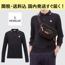 MONCLER モンクレール ポロシャツ 長袖