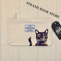 ☆STRAND BOOK STORE☆ ポーチ キャット