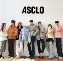 ASCLO Perfect Pastel Padding Jacket s894