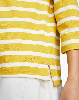 Nike Tシャツ・カットソー 【関税込】★Nike★3/4-Sleeve Golf Top★lady's(5)