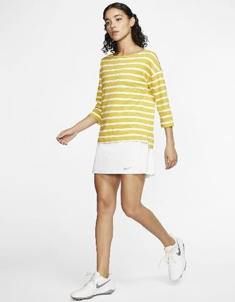 Nike Tシャツ・カットソー 【関税込】★Nike★3/4-Sleeve Golf Top★lady's(6)
