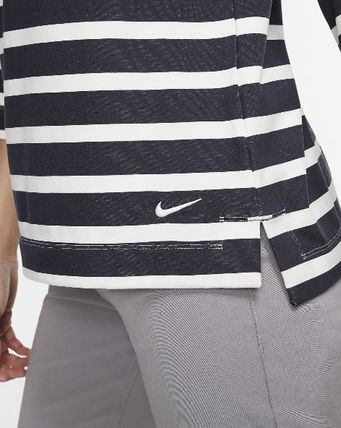 Nike Tシャツ・カットソー 【関税込】★Nike★3/4-Sleeve Golf Top★lady's(9)