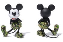 A BATHING APE(アベイシングエイプ) ホビー・カルチャーその他 送料無料!VCD BAPE MICKEY MOUSE ( GREEN )