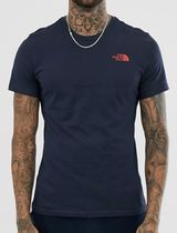The North Face Simple Dome t-shirt in navy