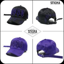 [ STIGMA ] ★韓国大人気 ★NEW★ WAVE SATIN BASEBALL CAP