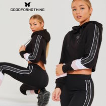 送無料!フーディー【Good For Nothing】AuthenticCropped