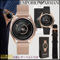 【NEW☆★SALE】ARMANI タッチスクリーンSmartWatch ART9005