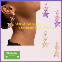 【kate spade】キラキラ★star of the show  linear earrings★
