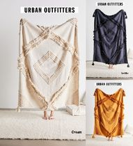 【Urban Outfitters】Aden Tufted ロングブランケット-3色