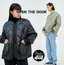 OPENTHEDOOR out pocket quilt jacket OH92 追跡付