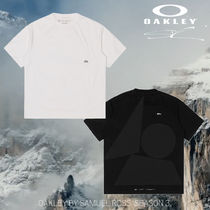 OAKLEY BY SAMUEL ROSS. SEASON 3◆GEOMETRIC STITCH SS TEE OSR