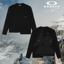 OAKLEY BY SAMUEL ROSS. SEASON 3◆GEOMETRIC STITCH LS TEE OSR