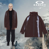 OAKLEY BY SAMUEL ROSS. SEASON 3◆SPRAY PRINT COAT OSR