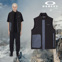 OAKLEY BY SAMUEL ROSS. SEASON 3◆PUFFER VEST OSR