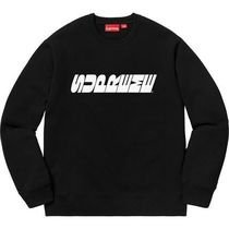 ◆◇Supreme◆◇ Breed Crewneck ◆ Black【FW19】