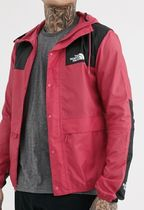 The North Face 1985 Mountain jacket in pink
