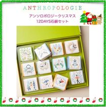 【Anthropologie】クリスマス12DAYSソープセット