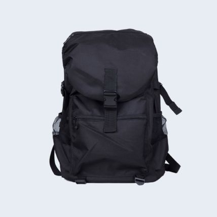 Raucohouse バックパック・リュック [送料込] Raucohouse◆ONE BUCKLE BACKPACK_韓国発(4)