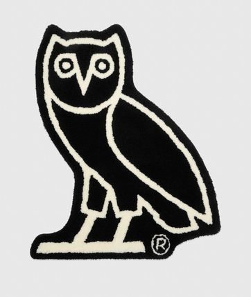 OCTOBERS VERY OWN ライフスタイルその他 【OCTOBERS VERY OWN】OVO X GALLERY 1950 OWL RUG 要在庫確認
