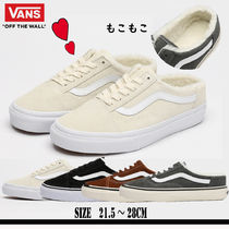 未入荷!/フリースパック☆/VANS/OLD SKOOL MULE FLEECE PACK