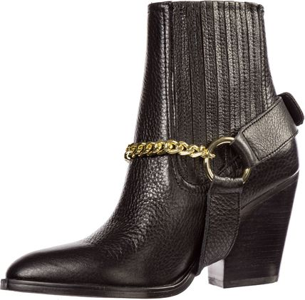 VERSACE JEANS シューズ・サンダルその他 Versace Jeans Couture◇26Womens アンクル ブーツ booties(4)