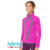 【大セール!ivivva】Perfect Your Practice Jacket C☆ガールズ
