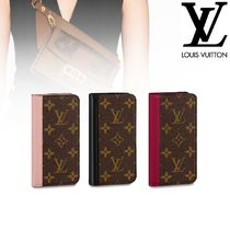【国内発】Louis Vuitton IPHONE X & XS/XS MAX・フォリオ